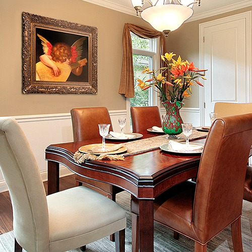 dining room reproduction oil paintings canvas art
