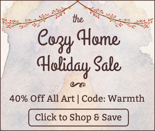 Save 40% on All Art!
