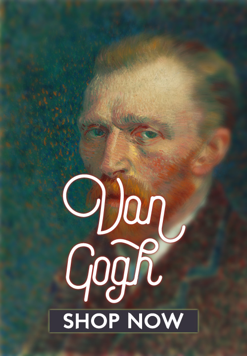 Own the Legend with a Hand Painted van Gogh