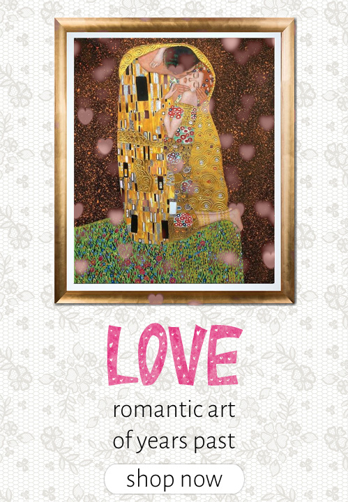 Romantic Art Through the Ages