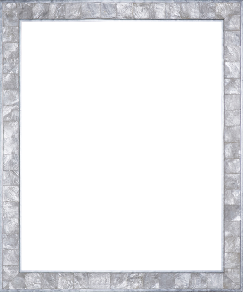 "Silver Pearl Frame 16"" X 20"""