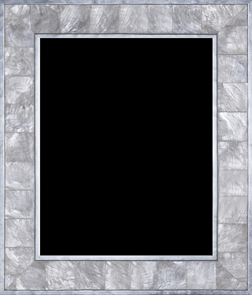 "Silver Pearl Frame 8"" X 10"""
