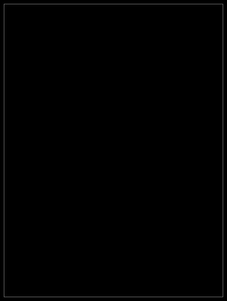 """Studio Black Frame 30""""X40"""""""