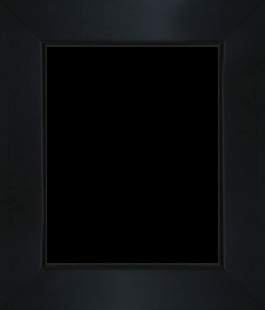 "New Age Black Frame 8""X10"""