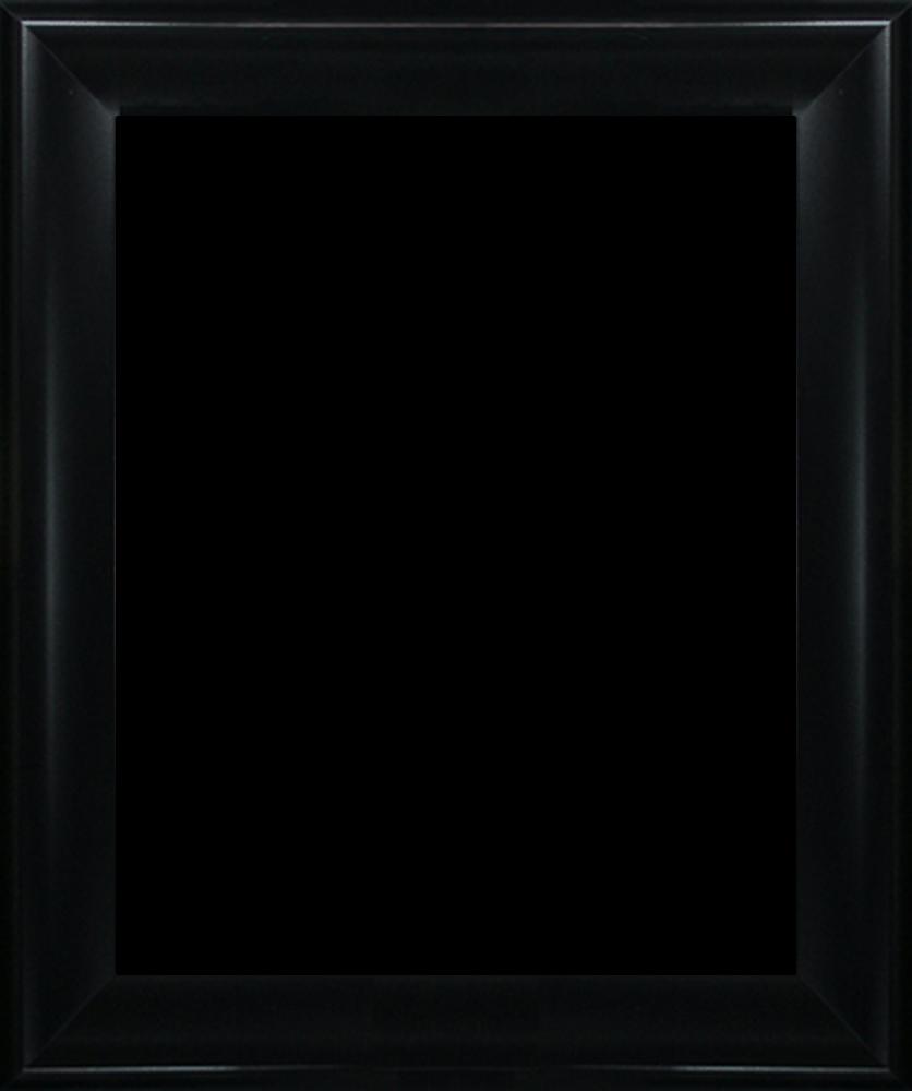 "Black Satin King Frame 16""X20"""