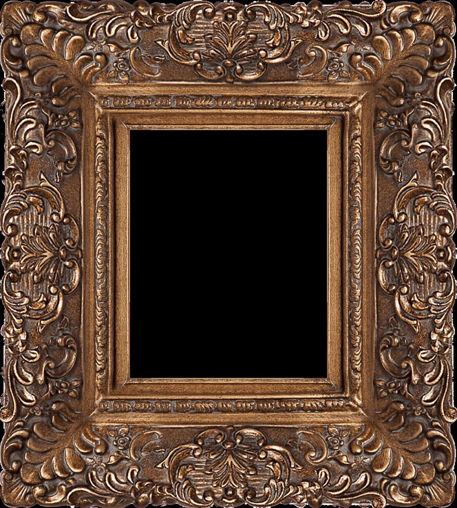 Burgeon Gold Frame 8