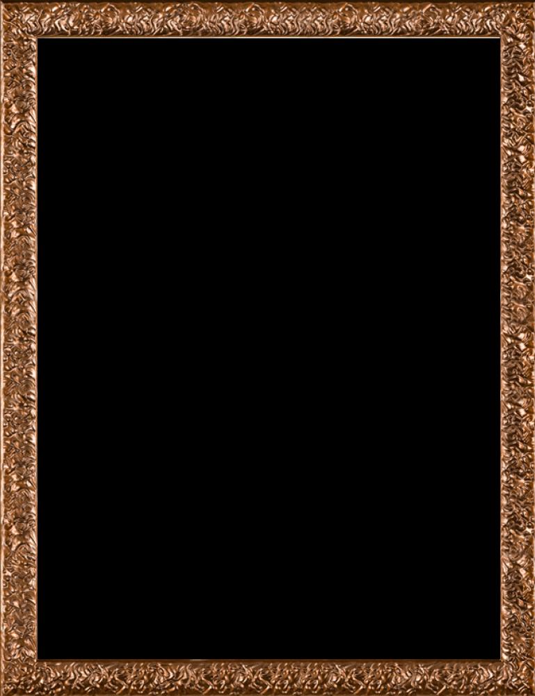 Copper Wave Frame 30