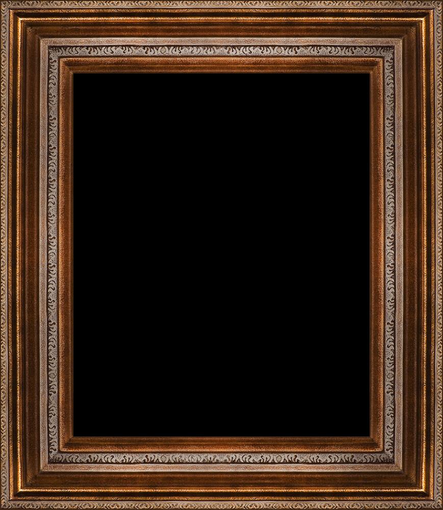 """Mediterranean Bronze Frame 20""""X24"""""""