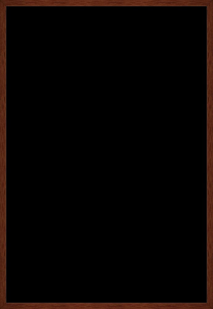"Studio Cherry Wood Frame 24""X36"""