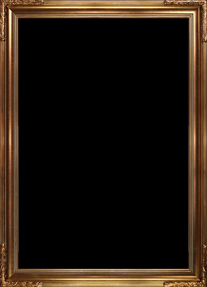 "Florentine Gold Frame 24""X36"""