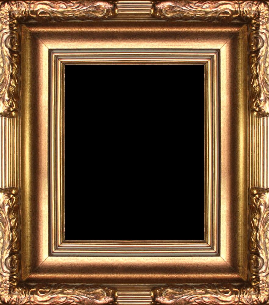 "Florentine Gold Frame 8""X10"""
