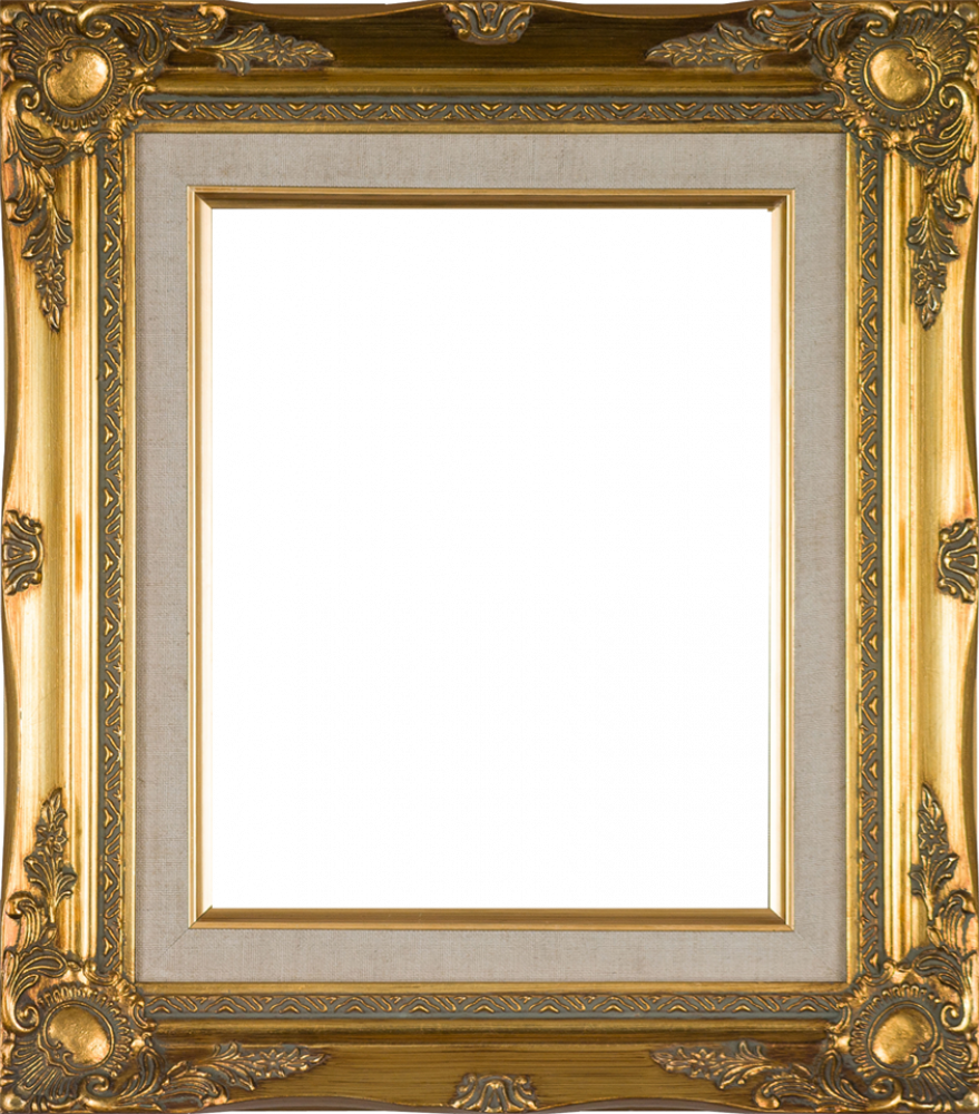 "Legacy Gold Frame 8"" X 10"""