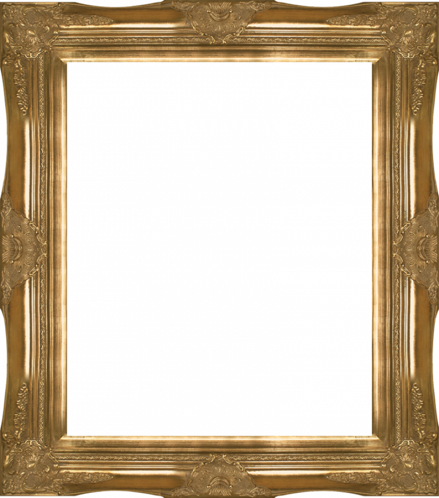 "Victorian Gold Frame 20""X24"""
