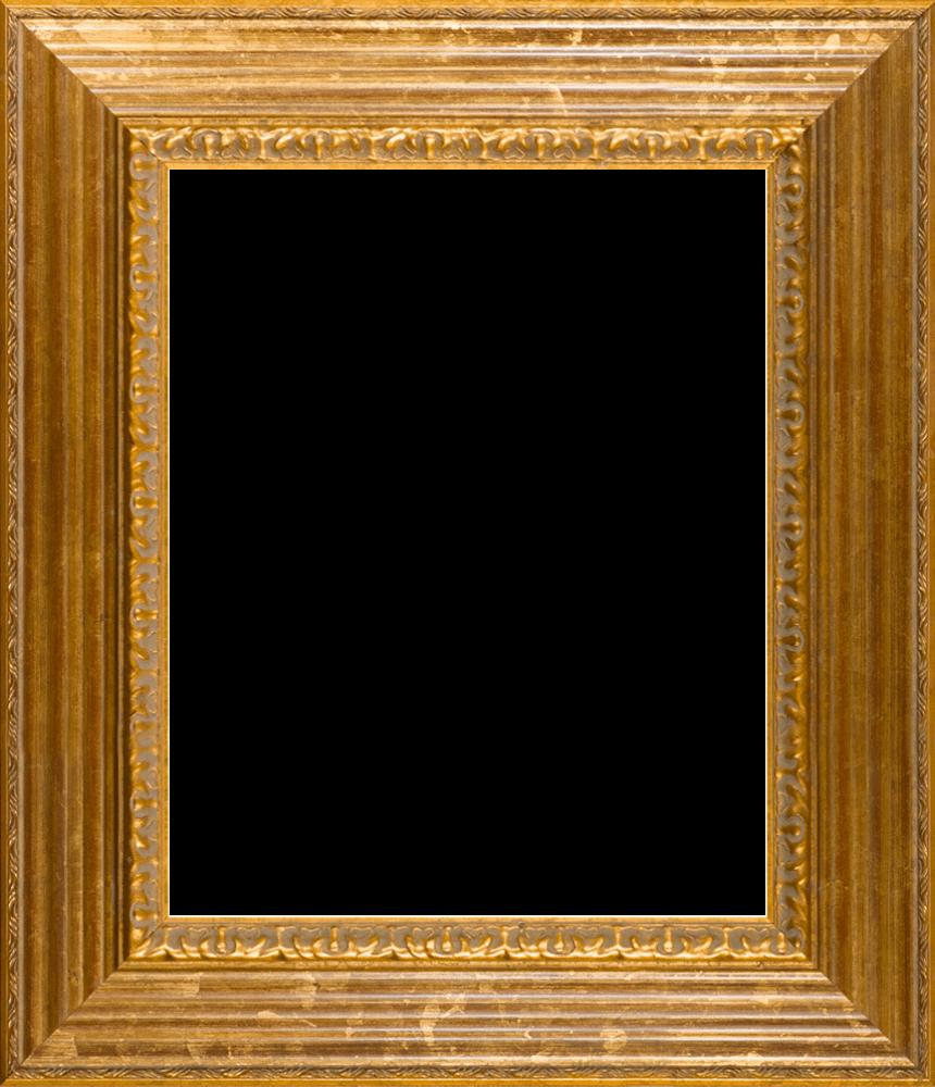 """Vienna Gold Leaf Frame 16""""X20"""""""