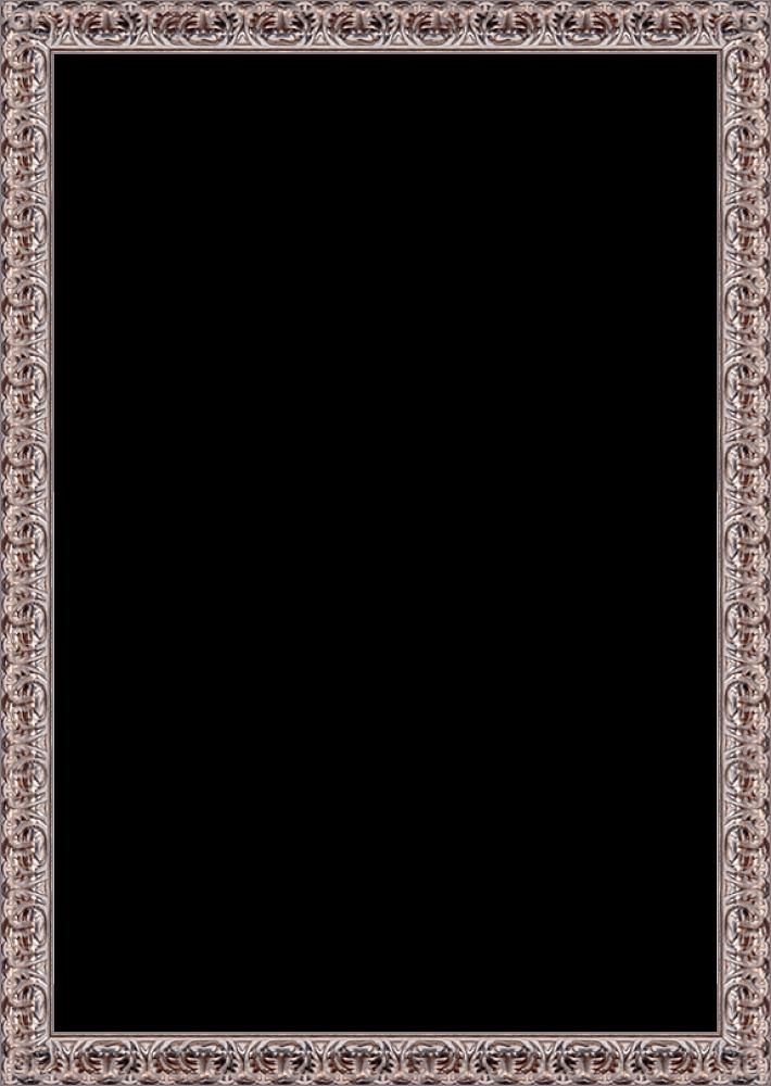 Silver Oak Leaf Frame 24