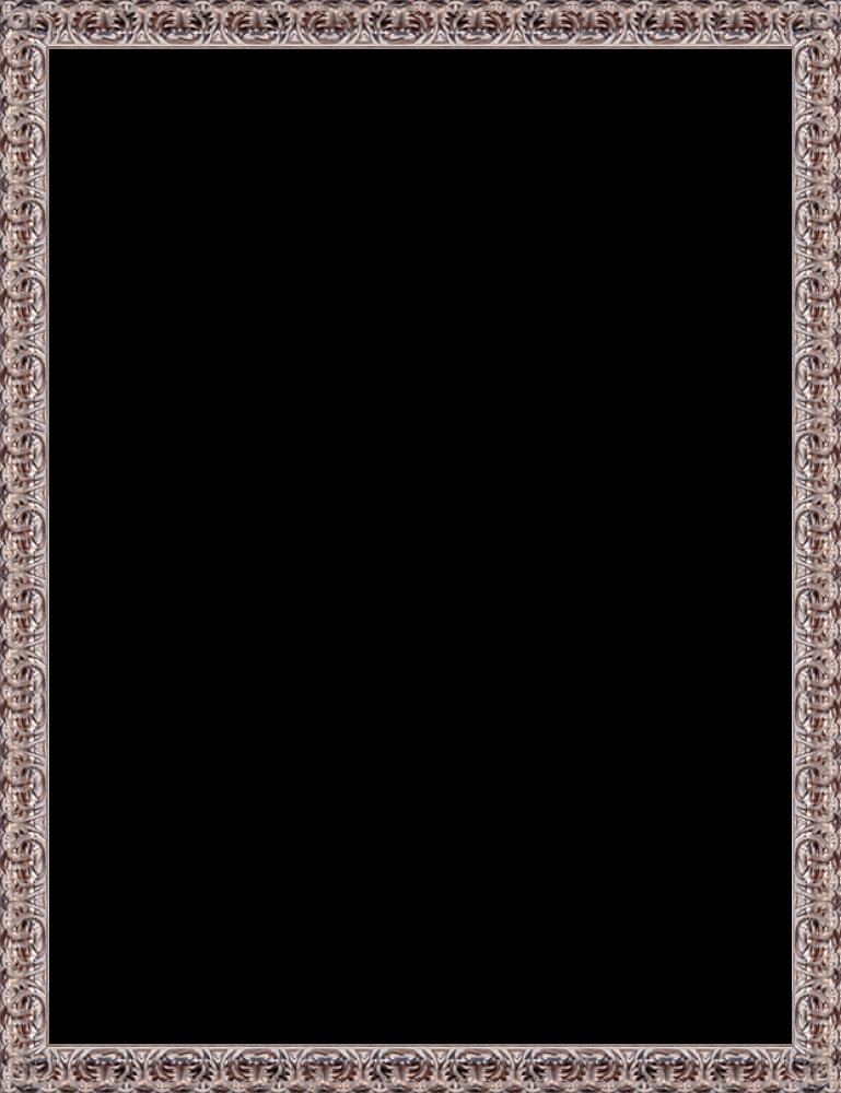 Silver Oak Leaf Frame 30