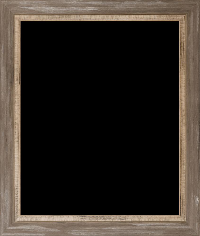 Miramar Distressed Charcoal Grey Frame 20