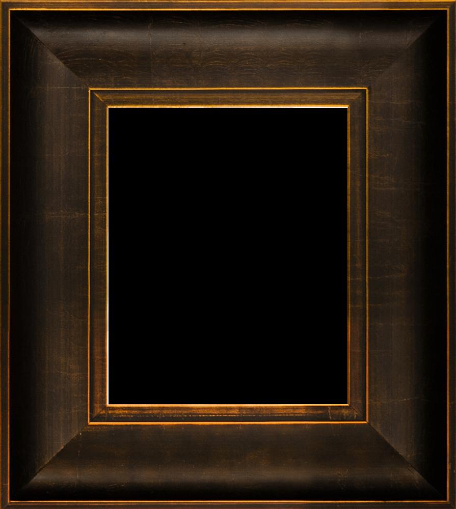 """Veine D'Or Bronze Scoop Frame 8""""X10"""""""