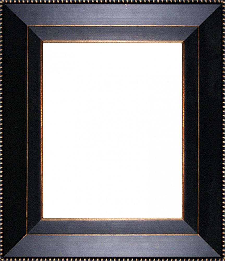 "Veine D'Or Bronze Angled Frame 8""X10"""