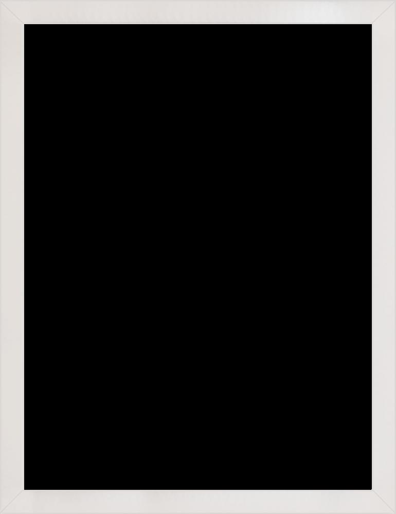 """Simply White Frame 30""""X40"""""""