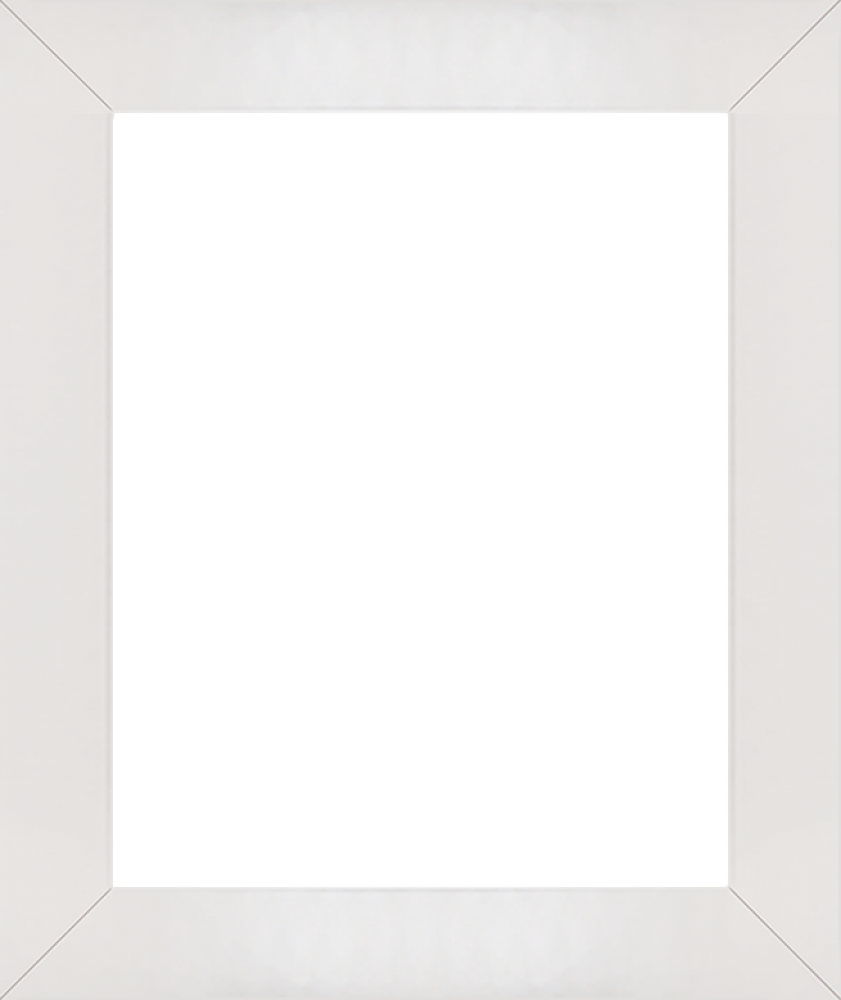 """Simply White Frame 8""""X10"""""""