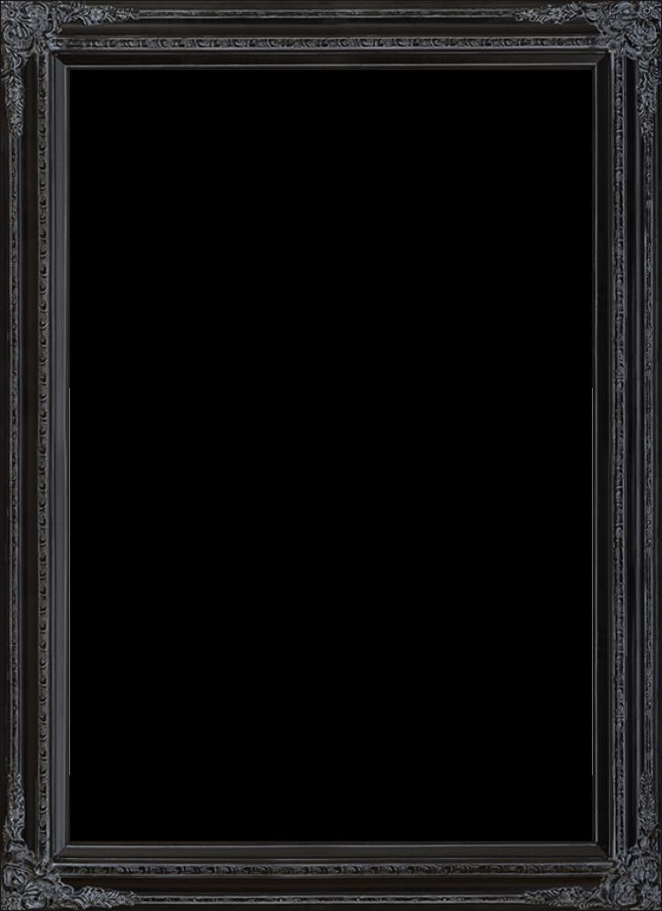 Spaniard Black King Frame 24