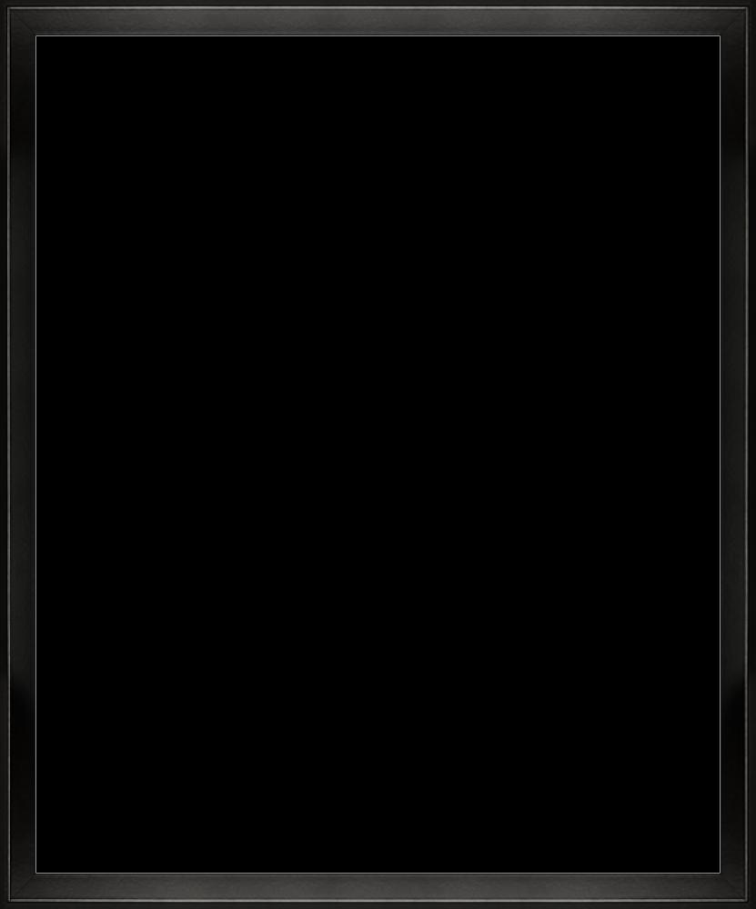 "Studio Black Wood Angle Frame 20""X24"""