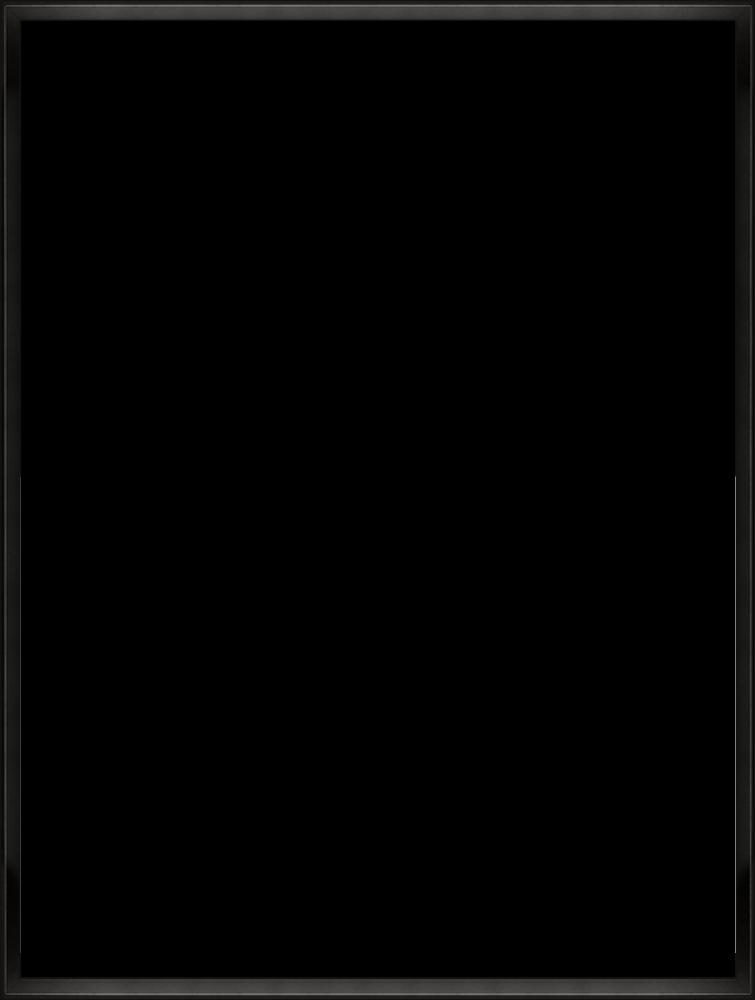 "Studio Black Wood Angle Frame 30""X40"""