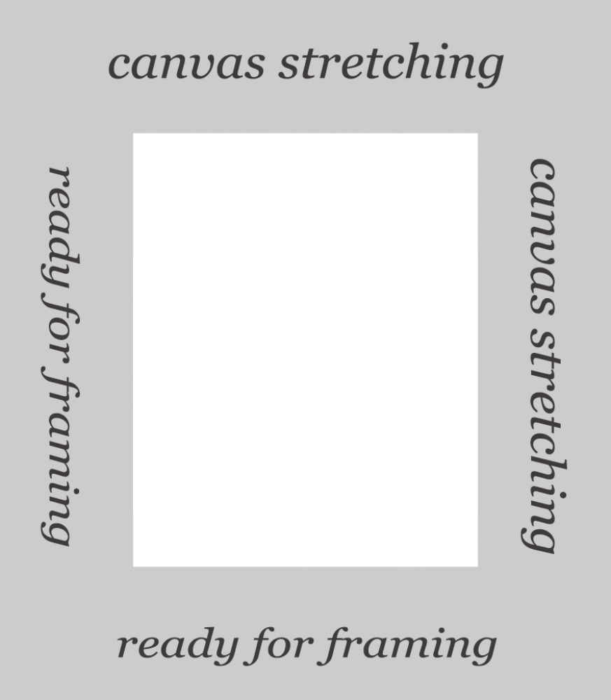 Canvas Stretching 8X10
