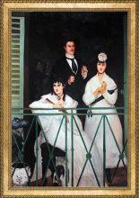 The Balcony Pre-Framed