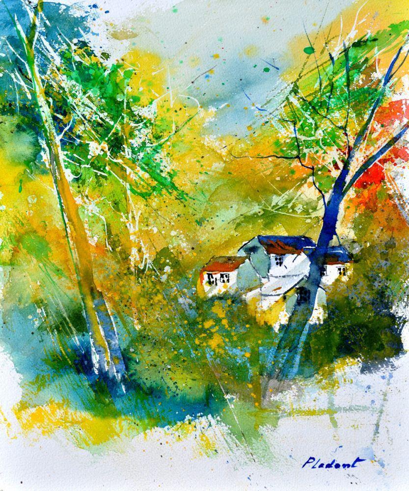 Watercolor 115021