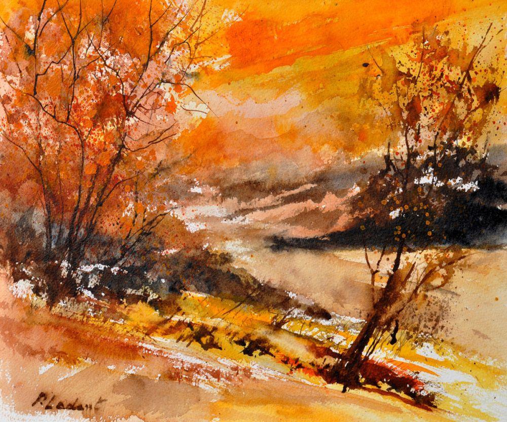 Watercolor 115011