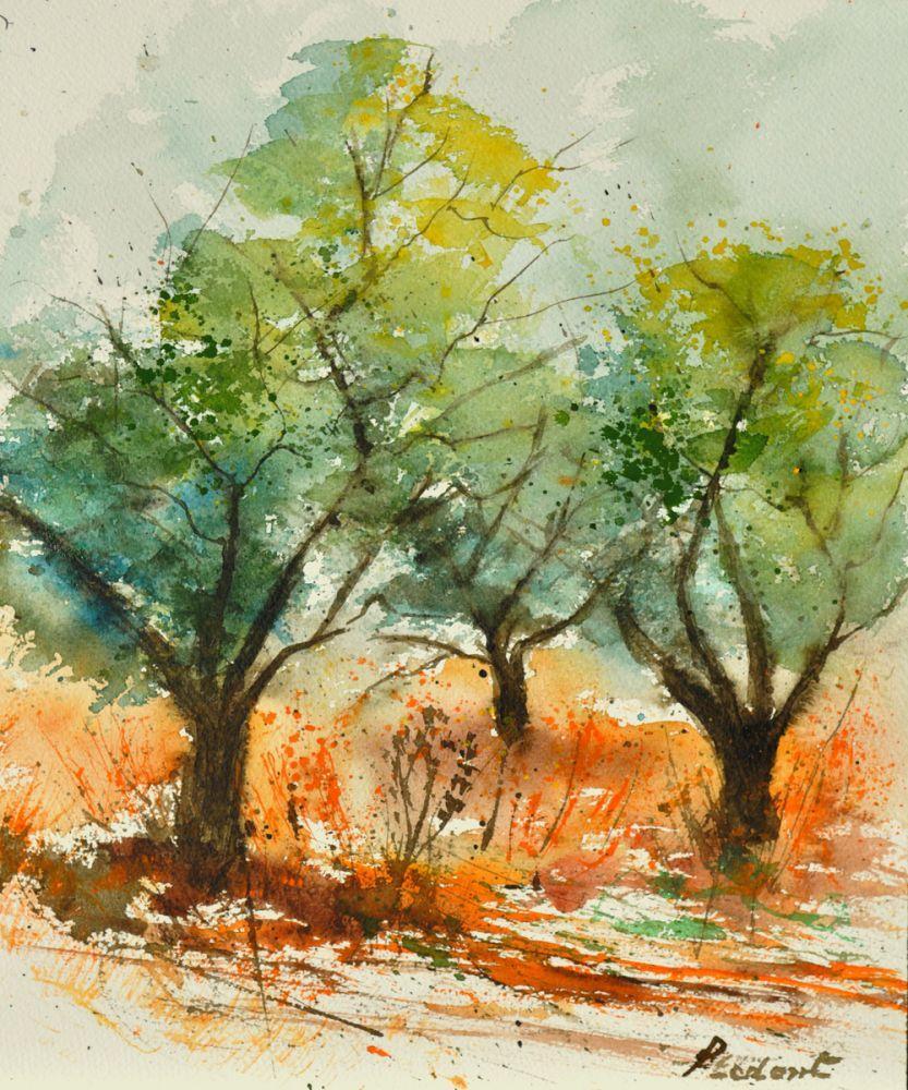 Watercolor 115012