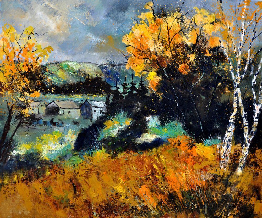 Autumn in Ardennes 672101