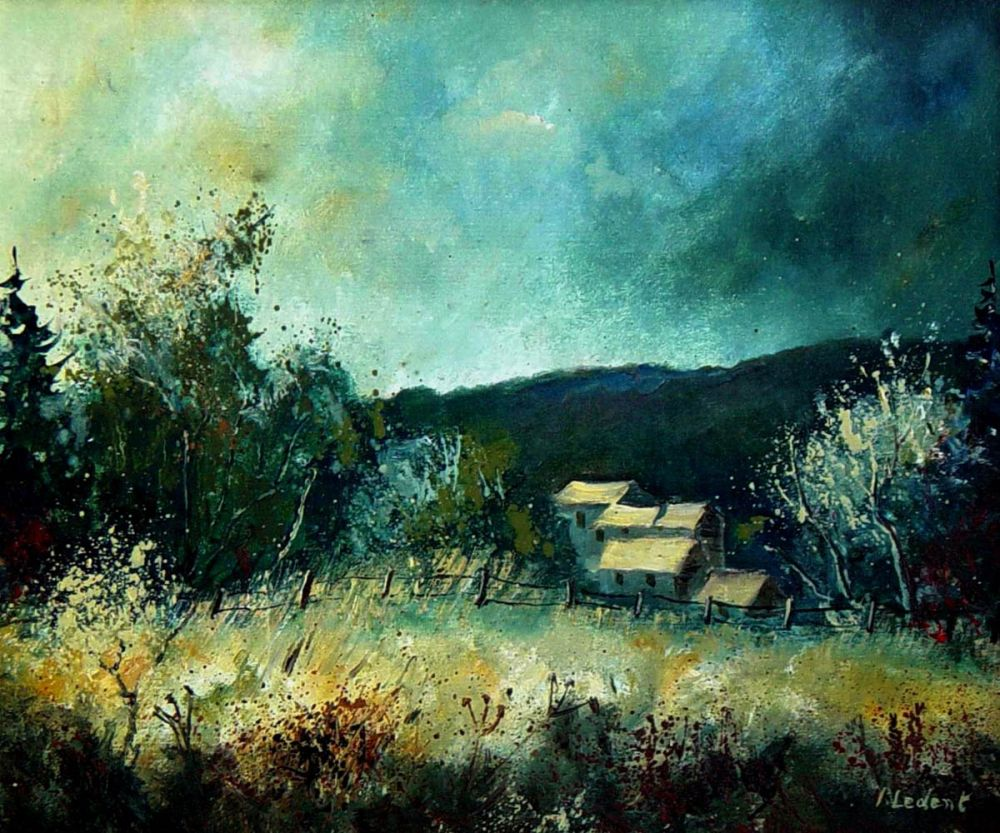Landscape Ardennes 54