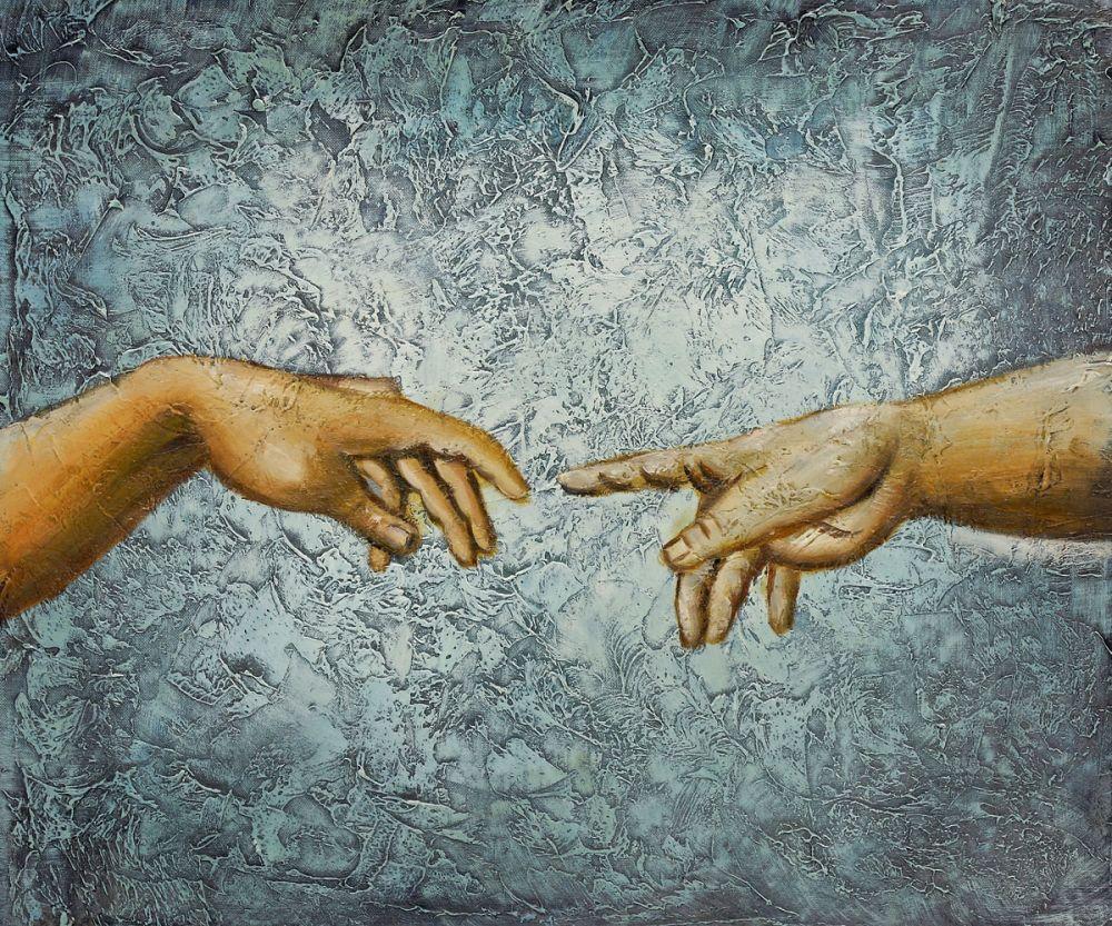 Creation of Adam (Interpetation)