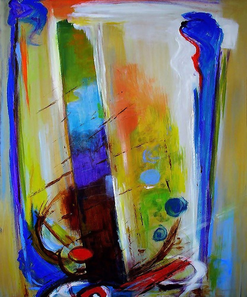 Abstract Composition 44