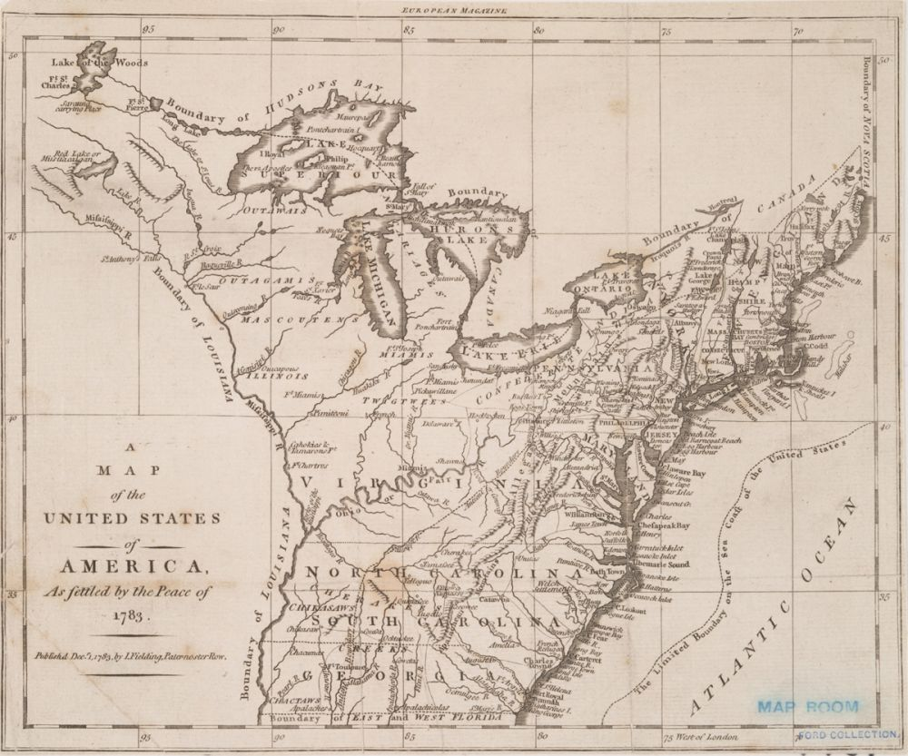 Early United States, 1783