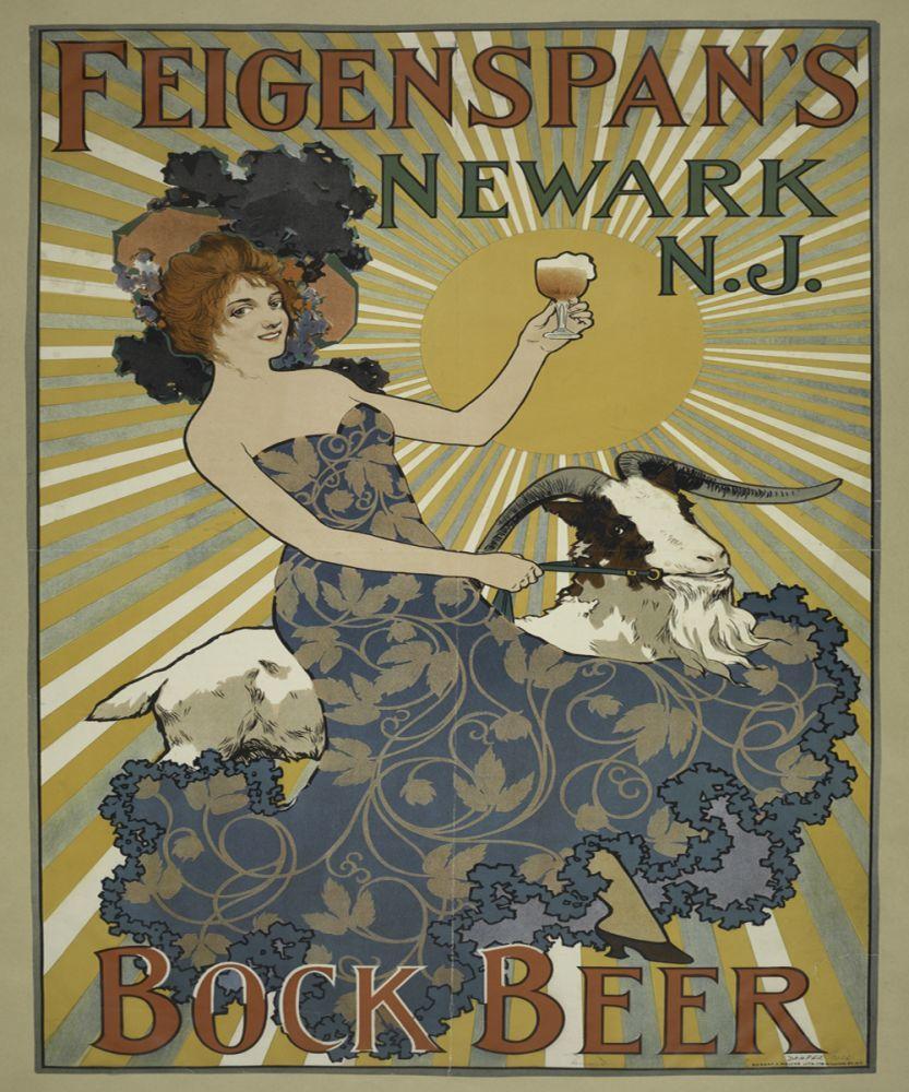 Feigenspan's Bock Beer