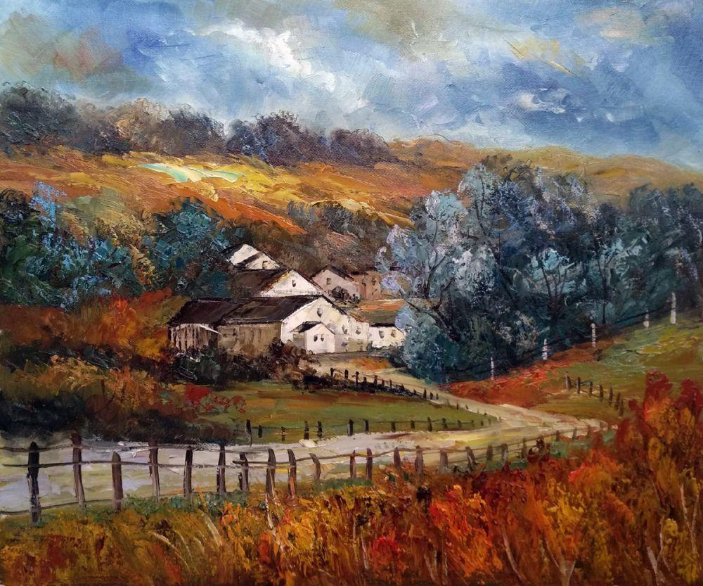 Sechery in Autumn