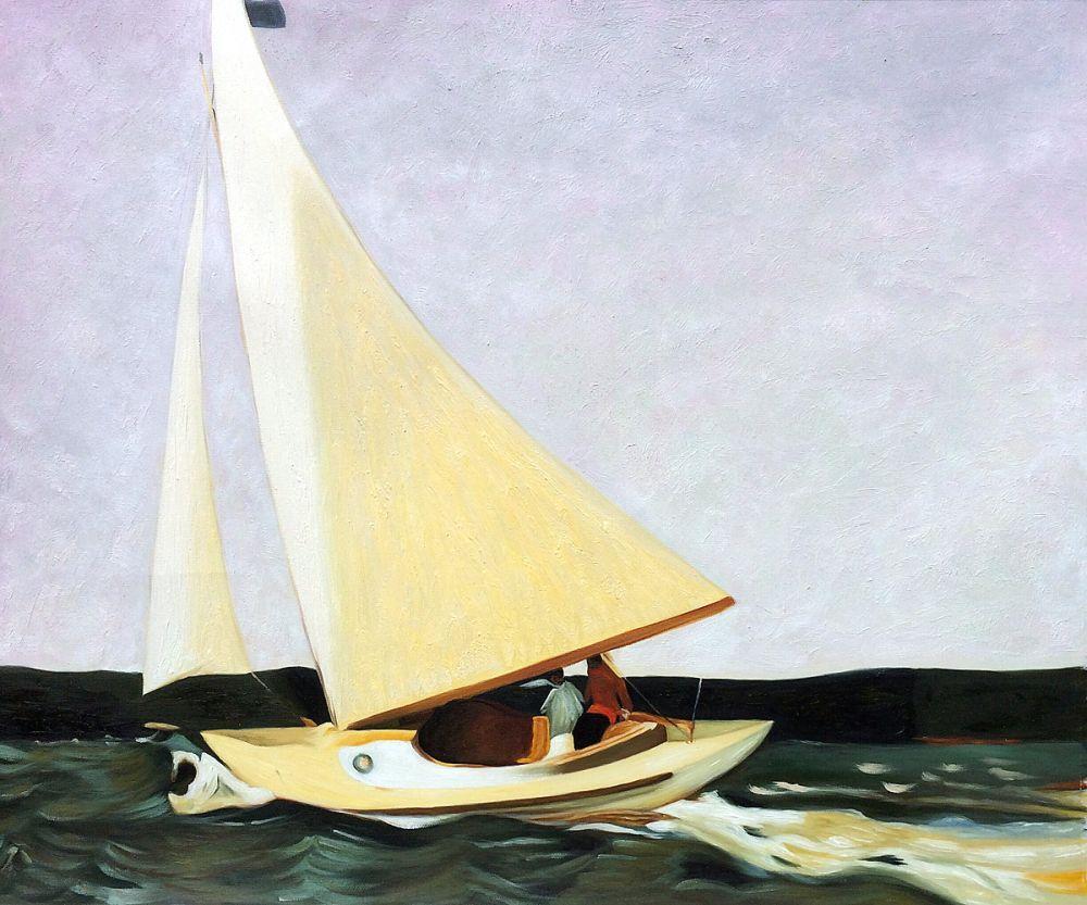 Sailing, 1911