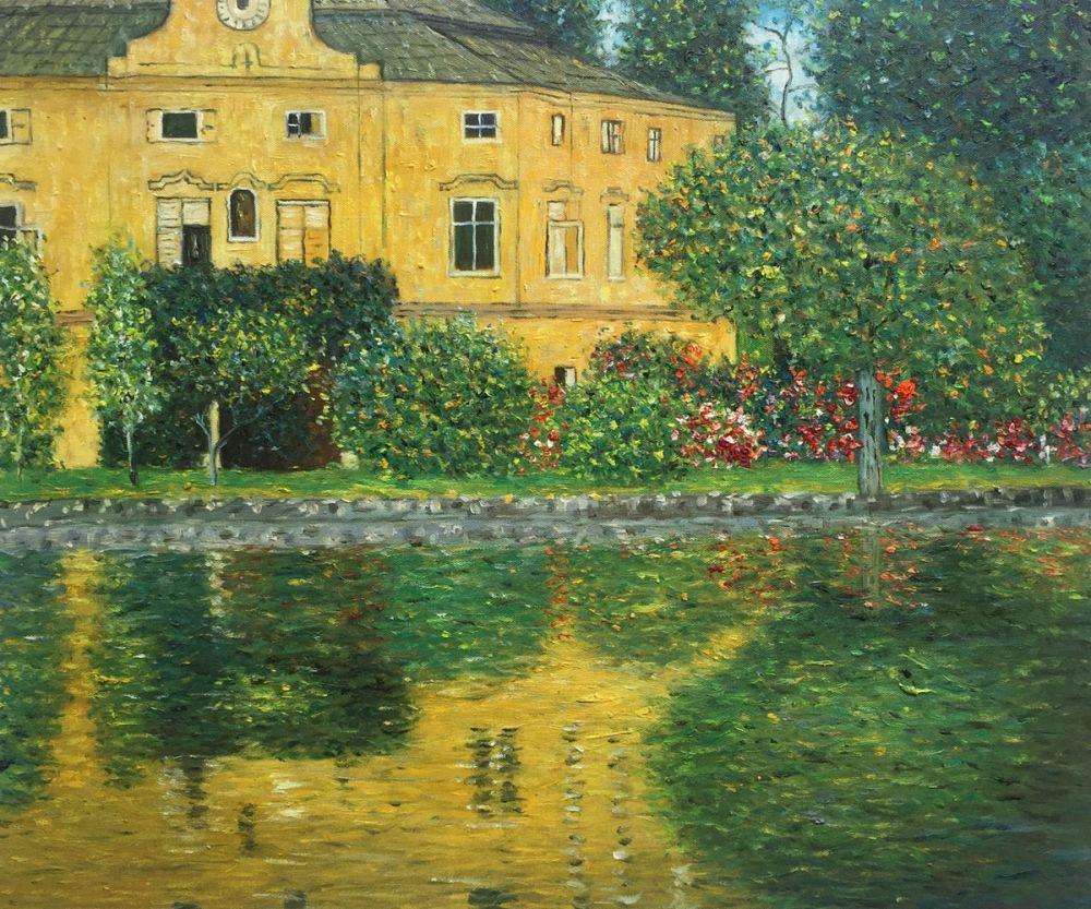 Schloss Kammer on Attersee (Horizontal)