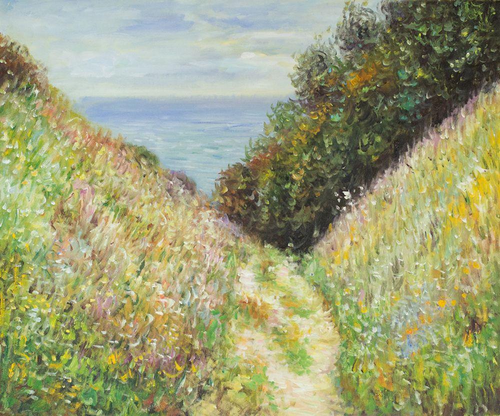 Chemin De La Cavee Pourville