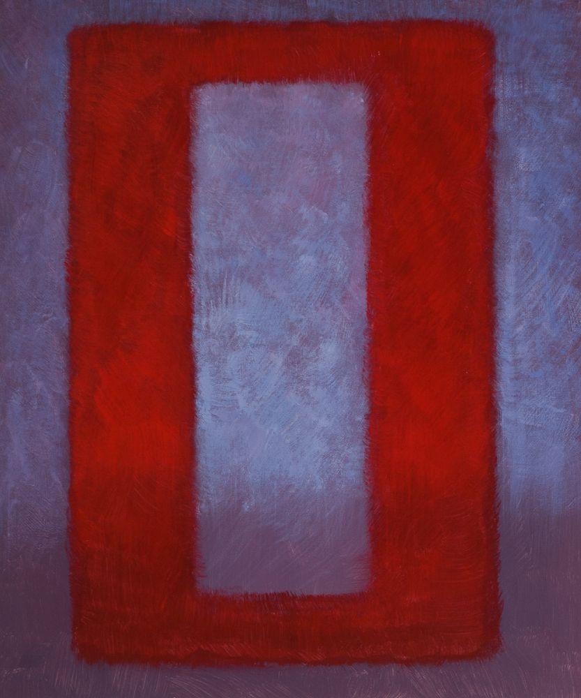 Red on Maroon, 1959