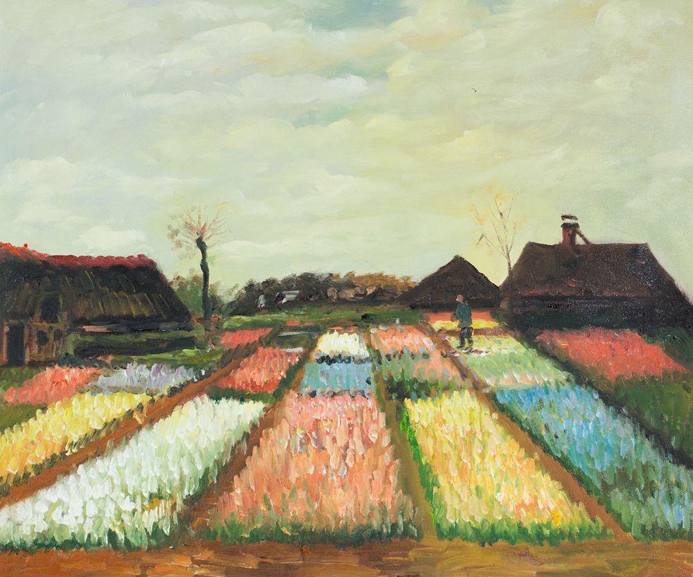 Bulb Fields, 1883