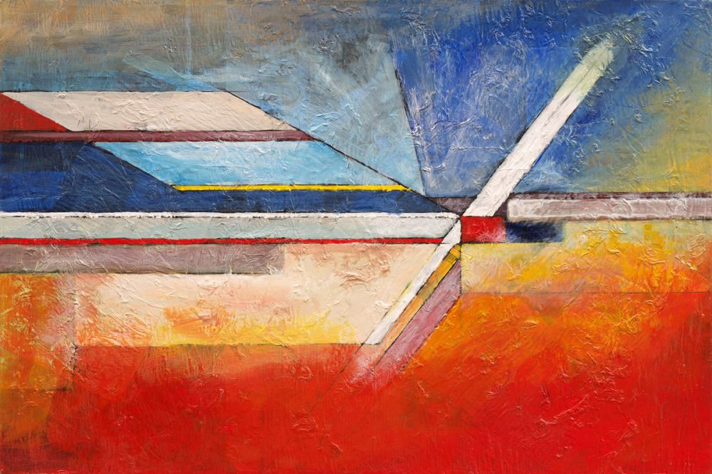 Edge of Abstraction No 11