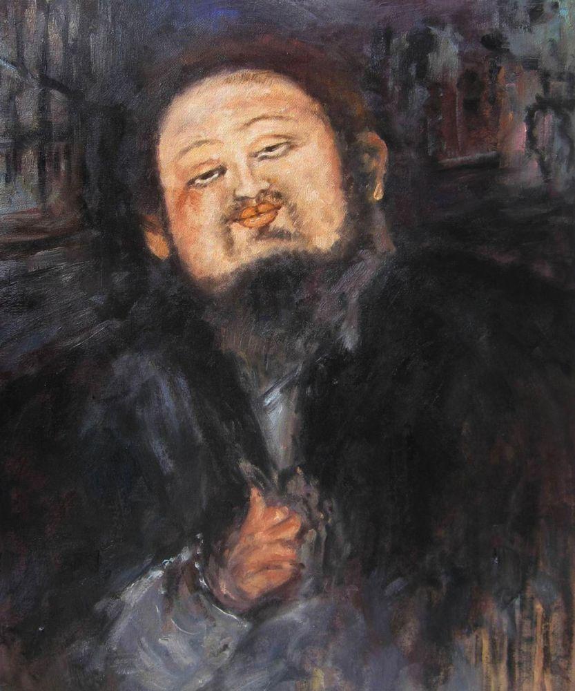 Portrait of Diego Rivera 2