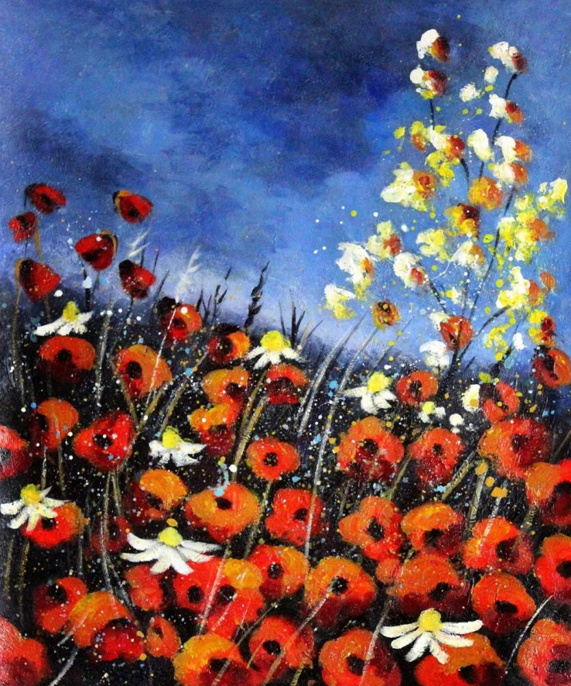 Red Poppies 451140