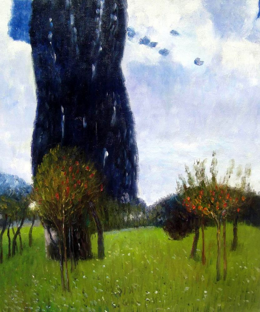 The Poplar Trees II