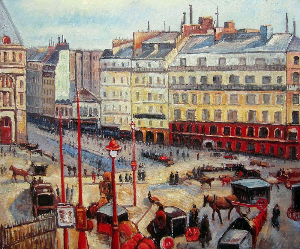 Place du Havie, Paris
